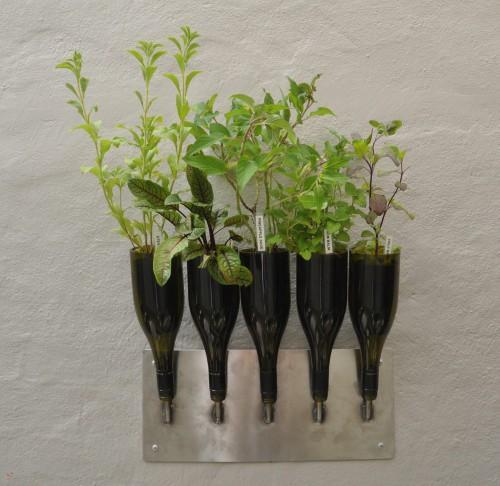 Горшок для орхидеи из пластиковых бутылок своими руками